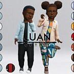 Luan Outfit Set