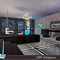 2034 Dining Room By Evi