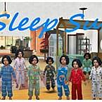 Toddler Sleepsuit