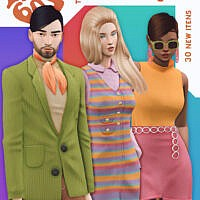 Back To The 60s – Enrique X Serenity