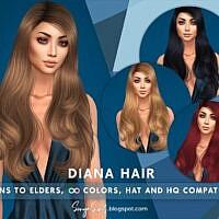 Diana Hair
