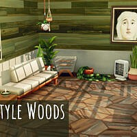 Eco Lifestyle Woods – Walls And Floors