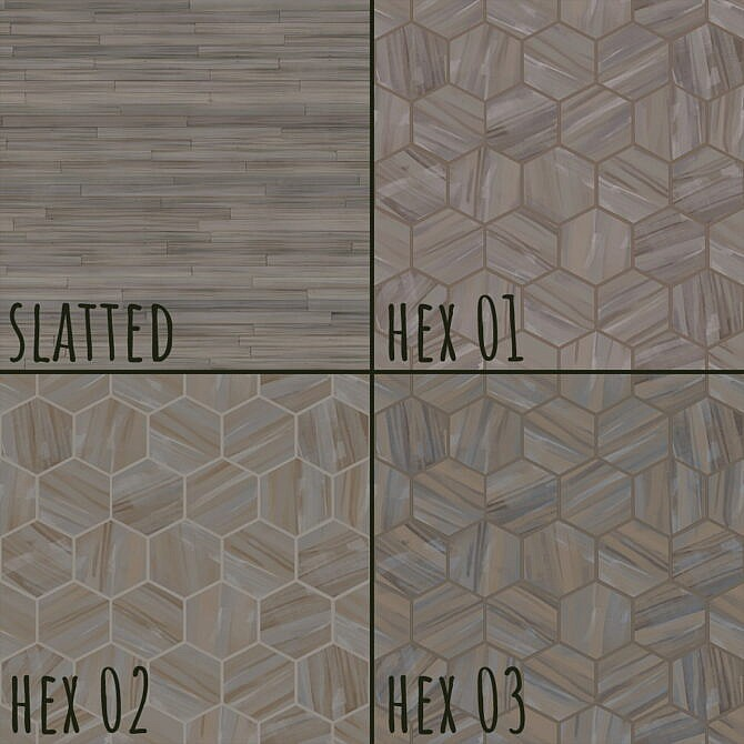 Sims 4 ECO LIFESTYLE WOODS   Walls and Floors at Picture Amoebae