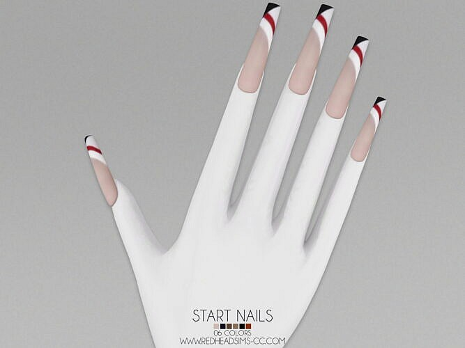 Start Nails By Thiago Mitchell