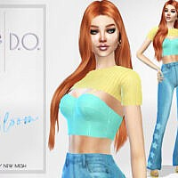 Bloom Top 75 By D.o.lilac