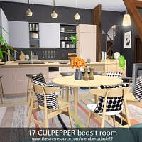 17 Culpepper Bedsit Room By Dasie2