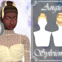 Angie Hairstyle (set) By Sylviemy