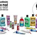 Dental Care Clutter