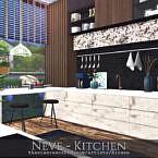 Neve Kitchen By Rirann