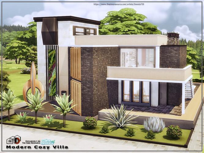Modern Cozy Villa By Danuta720