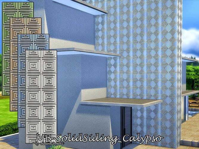 Mb Solid Siding Calypso By Matomibotaki