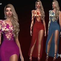 Aphora Dress By Jomsims