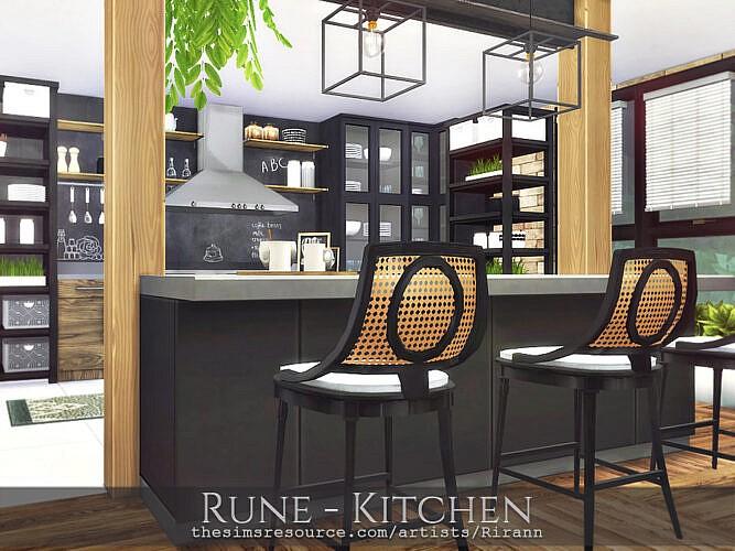 Rune Kitchen By Rirann