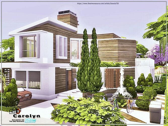 Carolyn Home By Danuta720