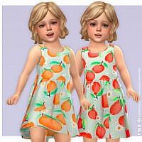Lemon Dress By Lillka