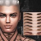 Eyebrow Z04 By Zenx