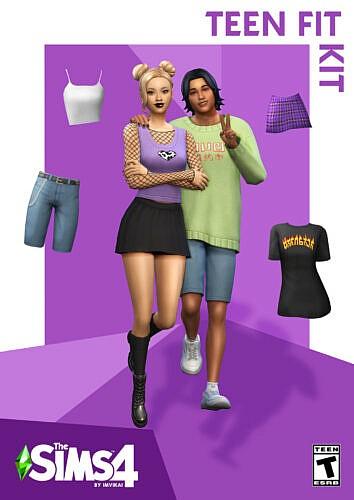 Teen Fit Kit
