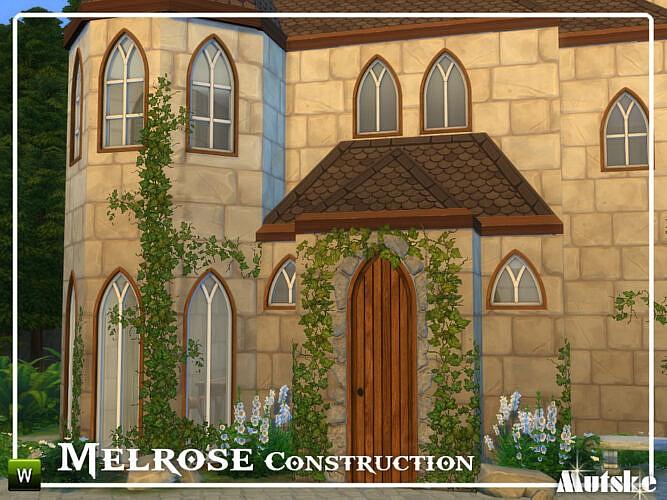 Melrose Construction Part 3 By Mutske