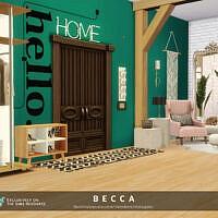 Becca Hallway By Melapples