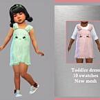 Toddler Dress Clarissa By Lyllyan