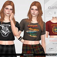 Harry Potter Shirt 01 F By Remaron