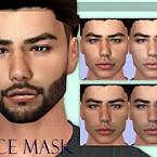 Face Mask N04 By Magichand