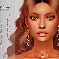 Paradise Earrings By Suzue