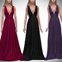 Viola Gown By Pipco