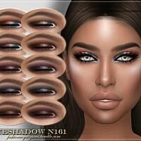 Frs Eyeshadow N161 By Fashionroyaltysims