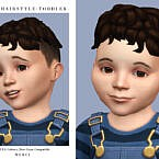 Alvin Hairstyle Toddler By Merci