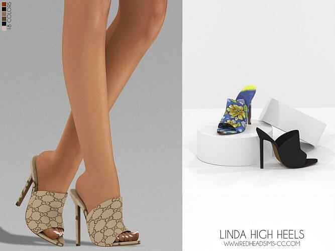 Linda High Heels
