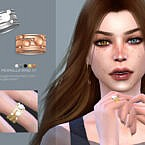 Pernilla Ring V1 By Sugar Owl