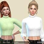 Short Sweater Pastel By Birba32