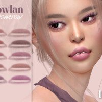 Imf Howlan Eyeshadow N.197 By Izziemcfire