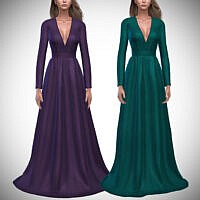 Amelia Gown By Pipco