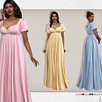Lisa Dress By Sifix