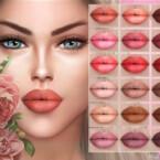 Lipstick Z58 By Zenx