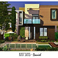 Daniel Home By Ray_sims