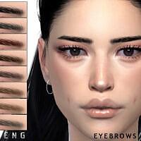 Eyebrows N114 By Seleng