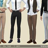 Man Trousers M120 By Birba32