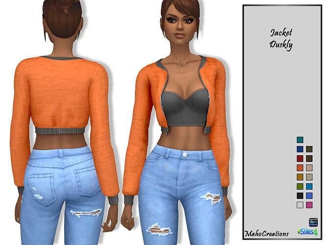 Jacket Duskly By Mahocreations