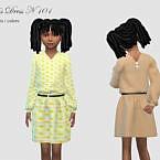 Child Dress N 101 By Pizazz