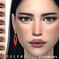 Eyebrows N112 By Seleng