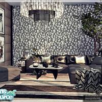 Vaidona Living Room By Marychabb