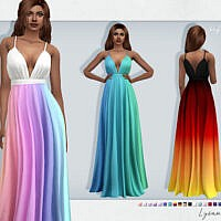 Lysandra Formal Dress By Sifix