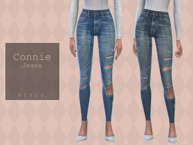 Connie Jeans By Pipco
