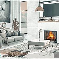 Shin Living Room By Moniamay72