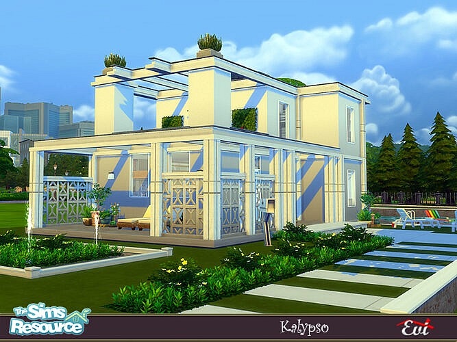 Kalipso House By Evi