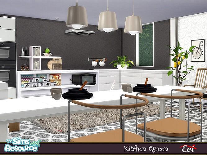 Kitchen Queen By Evi