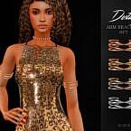 Destiny Arm Bracelets Set By Suzue